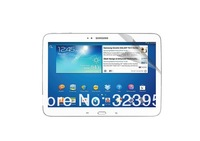 Free Shipping 500pcs/lot Clear LCD Screen Protector For Samsung Galaxy Tab 3 10.1 - 10.1'' Tablet GT-P5200 / GT-P5210