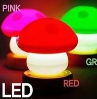 Mushroom lamp (LED) mushroom patted lights 250 grams