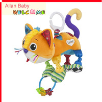 Free Shipping Hot Sale Tomy Lamaze Mittens The Kitten ETWJ056
