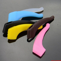 Free shipping,Wholesale High Quanlity Silicone Temple Tips,Glasses accessories