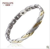 Anti fatigue radiation-resistant health bracelet male women's bracelet fashion accessories far infrared jewelry