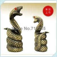 Free Shipping 5pcs/lot Fashion Python Snake Shape Style Windproof Torch Refillable Butane Cigarette Lighter