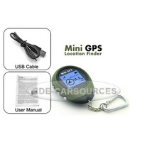 Mini GPS Backtrack Personal Location Finder Outdoor Sport Travel Receiver
