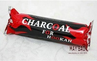 1 Roll of Charcoal Coals for Hookah Shisha Pipe Smoking Nargila Quick Start Tablet 10tablets /lot