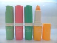 free shipping 10pcs Heterochrosis plants moisturizing lip balm moisturizing crack winter taste