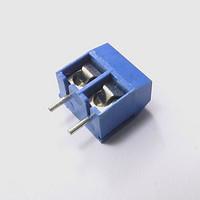 FREE SHIPPING! 100PCS/LOT 2 Pin Screw Terminal Block Connector 5mm Pitch 301-2P