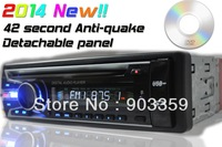 29 Car CD Receiver Car Stereo DVD Player 1 Din In-Dash,12V Car Audio FM radio TV OUT/USB/SD/MMC/AUX Remote Control