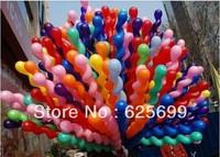 Free shopping 100pcs/bag Thicker screw twist balloon festival balloon toy balloons children