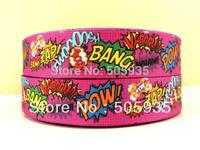 50Y5642 david ribbon 1 ''  grosgrain ribbon hairbows printed ribbon freeshipping