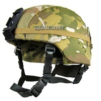 Replica MICH ACH Tactical camouflage CPcamo helmet ABS w/ NVG..for hunting airsoft