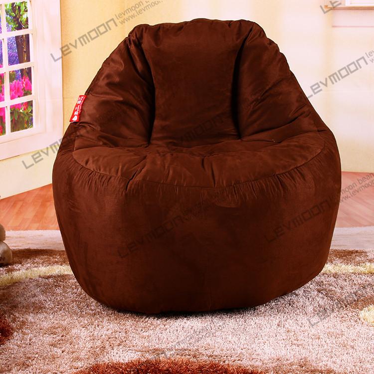Кресло мешок из меха своими руками 54