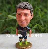 Barcelona Football Club Player Messi Doll Argentina Famous Football Star Vivid Design Figure Doll Free Shipping Hot Sales
