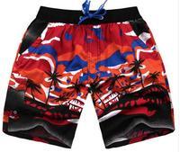 Janks 100% cotton plus size knee-length pants sports pants beach pants casual shorts male 6a1237415106