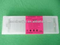 Refilling Inkjet Cartridge for Epson 7700 with Resettable Chips