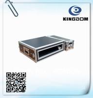 2u DJ ,power amplifier protection flight case