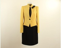 Women's 2013 autumn g33-oe116 fashion twinset
