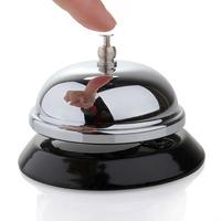 Beng stainless steel bar bell ring rattles, reminder bar