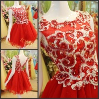 Luxury crystal formal dress formal dress toast the bride married formal dress evening dress xj141002