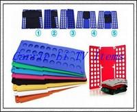 Free Shipping 50pcs/lot Clothes Folder for Adult(Size L)Shirt Folding Board Flip Fold Shirt Folder