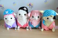 Pirate arpakasso alpaca ace kris cute plush doll dolls gift