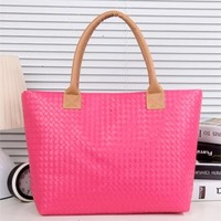 2013 women's handbag bag straw bag all-match shoulder bag large capacity bag woven beach bag