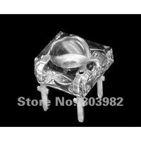 High flux purpal 5mm Piranha led UV 395-410nm 3.0-3.5V 4-legs DIP LED(CE&Rosh)