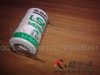 The French SAFT LS14250 1/2 aa PLC nc lithium battery 3.6 v