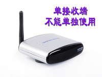 Wireless digital set top box sharing device pat-220r single