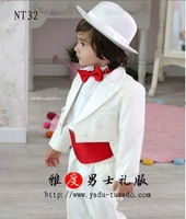 12 child performance wear tuxedo child dance clothes boy wedding dress