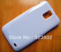 6pcs/lot Blank Plain White Hard Case Cover Shell Skin for AT&T Samsung Galaxy S 2 II S2 Skyrocket i727 DIY