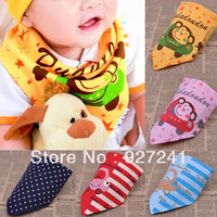 Free shipping! New arrival2013 double layer 100% cotton baby, many designs for your choice