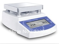 Digital hot plate magnetic stirrer mixer lab equipment tool