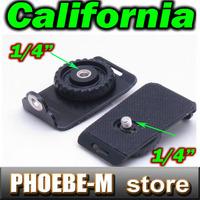 """Штатив для фотокамеры 100% /100 1/4"""" Benro b0/b1 B2 J1 N1, Arca Ballhead pu-100"""