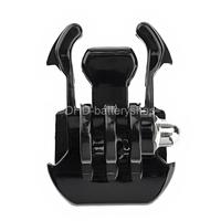 ST-06 2 pcs Black Buckle Basic Strap Mount For Gopro Hero1 Hero2 Hero3 Camera Gopro accessories Free shipping