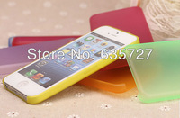 free shipping new model 9 colors  for iphone 5C mobile case