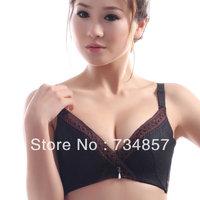 New 2013 new style bra deep V sexy lingerie thin models gather adjustable bra bra female vents thin section 34B/C 36B/C 38B/C