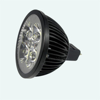 New design 15W 12W 9W MR16 GU5.3 socket LED home decorate light spotlight 110V Dimmable 220V dc/ac light bulb led lamps 20pcs