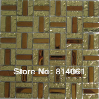 stainless steel mixed crystal mosaic