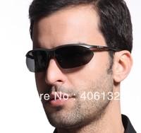 Aluminum Alloy Frame Sunglasses, Cool Driver Polarized Sunglasses, Good Quality Light Outdoor Sunglasses