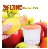 Multifunctional manual juicer mini lemon juicer