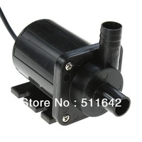 DC40-1250 DC12V 1A Brushless Magnetic Drive Centrifugal Submersible Water Pump CPU Cooling 500L/H 5.0M 12.0W