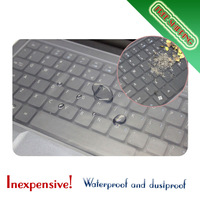 Universal Laptop Notebook Silicone Keyboard skin cover protector Dust-proof Water-proof Free Shipping
