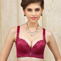 2013 new winter underwear bra new high-end closing Furu adjustable bra small chest flat chest gather bra 32A/B 34A/B 36A/B 38AB