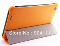 "Lenovo A3000 Case, Original 7"" Folding PU Leather Case For Lenovo A3000 Tablet PC, Free Shipping"