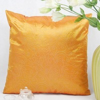 Free Shipping Beautiful Relying on silk bag set pillows cushion cover 45cm*45cm (5 pcs/ lots )  Best Selling
