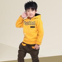 Autumn children's clothing male child autumn child sports 2013 spring and autumn set child clothes