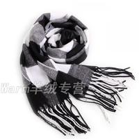 Warm cashmere scarf stripe british style lovers design general