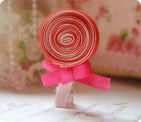 2013  fashion hair clip for baby girls  with candy design  girl hair clip cute friut  clip for hair  24pcs/lot  free  shipping