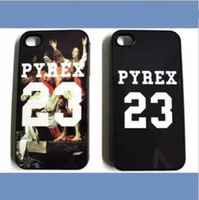 New Hot selling fashion Pyrex Vision 23 case for iPhone  5g 5s 5 5c 4 4s cell mobile phone back cover shell accessories items