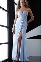2014 european version of the long design formal dress  Evening dress formal dress prom